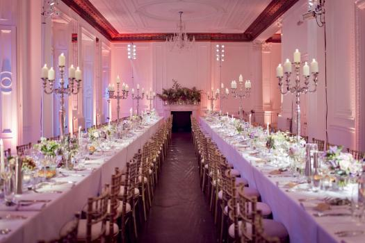 Exclusive Hire Wedding Venues - One Belgravia