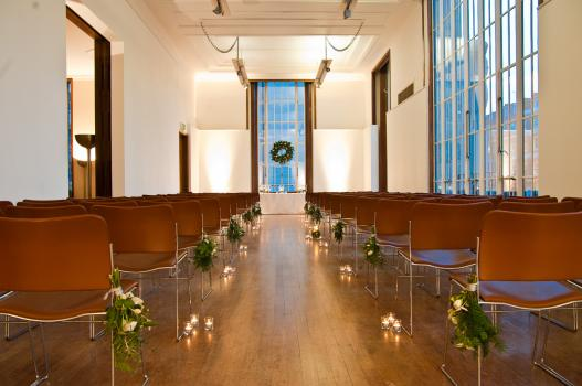 Urban Wedding Venues - RIBA Venues