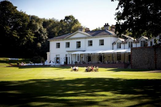 Exclusive Hire Wedding Venues - Kesgrave Hall