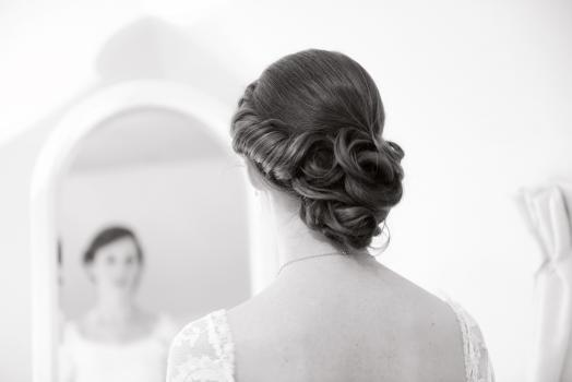 Wedding Hair and Make up  - Amanda Croke Hair Design