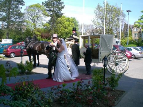 Civil Ceremony License Wedding Venues - The Cairn Hotel