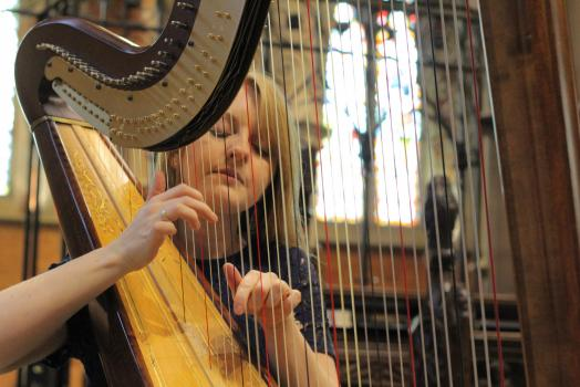 Wedding Harpist - Alice Kirwan Harpist