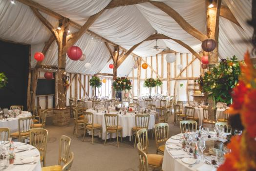 Barn Wedding Venues - South Farm