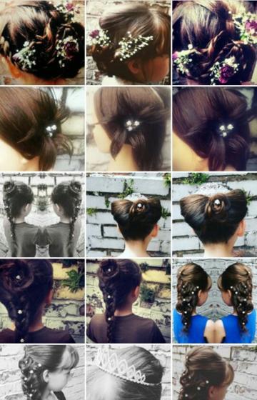 Hair & Make-up - Hair combs perfection