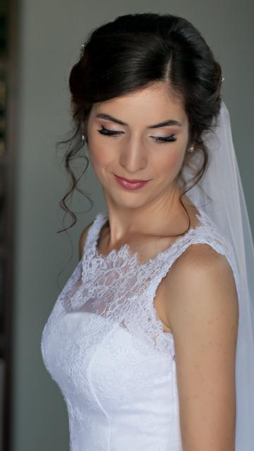 Wedding Hair and Make up  - Makeup by Ema Ciobanu