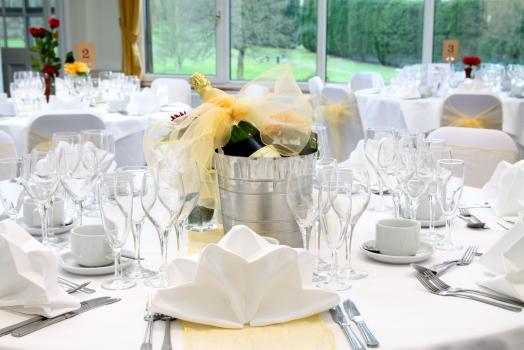Civil Ceremony License Wedding Venues - Surbiton Golf Club