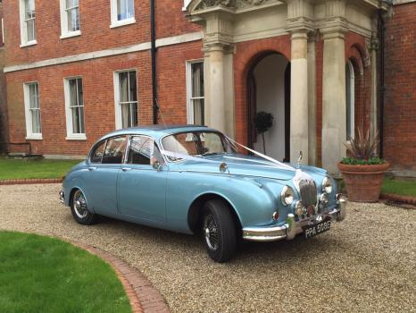 Wedding Cars and Transport - Morse Wedding Car Hire