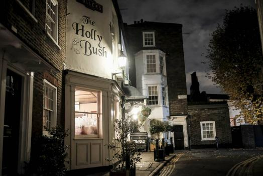 Urban Wedding Venues - The Holly Bush