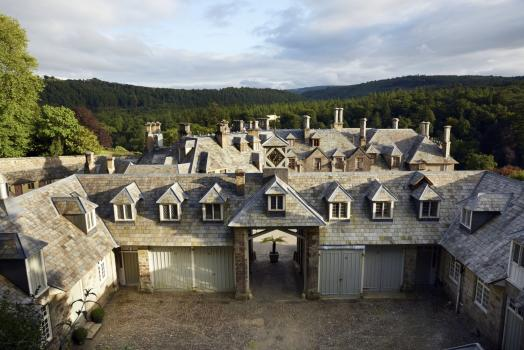 Country House Wedding Venues - Hotel Endsleigh