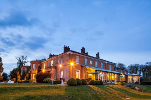 Country House Wedding Venues - Mercure Elcot Park Hotel