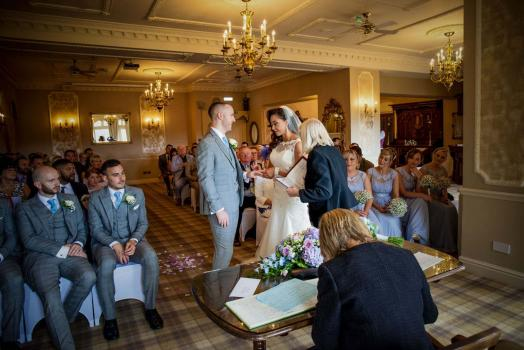 Exclusive Hire Wedding Venues - Merewood Country House Hotel