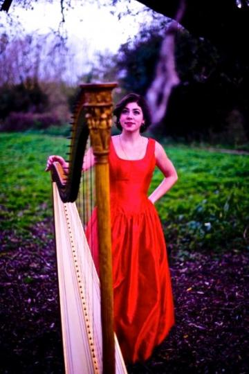Wedding Harpist - Katya Herman ~ Harpist