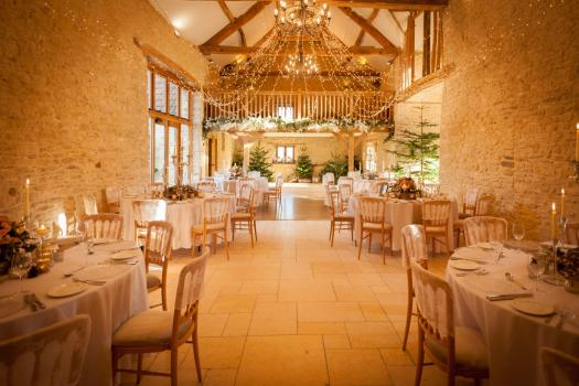 Civil Ceremony License Wedding Venues - The Kingscote Barn