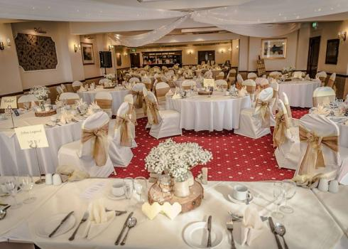 Civil Ceremony License Wedding Venues - Best Western Oaks Hotel