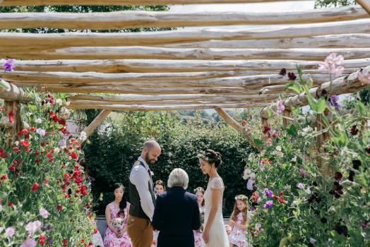 Civil Ceremony License Wedding Venues - River Cottage