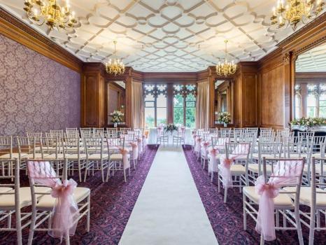 Exclusive Hire Wedding Venues - Nutfield Priory Hotel & Spa