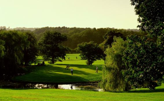 - Meon Valley Marriott Hotel & Country Club