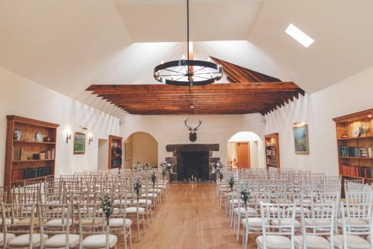 Exclusive Hire Wedding Venues - Aswanley
