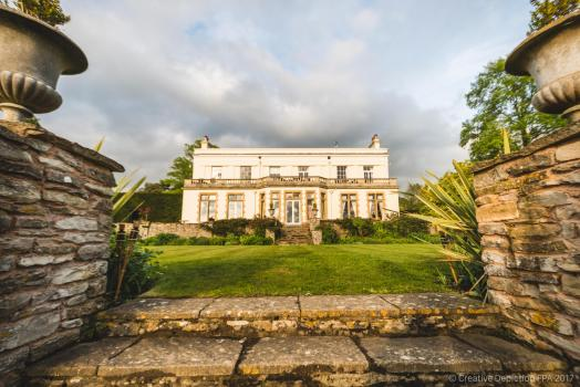Exclusive Hire Wedding Venues - Glenfall House