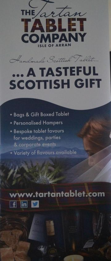 Wedding Favours -  Designers - The Tartan Tablet Company