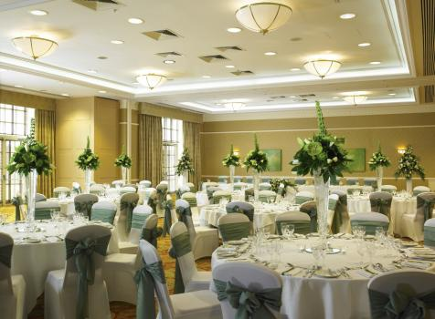 Venues - Forest of Arden Marriott Hotel