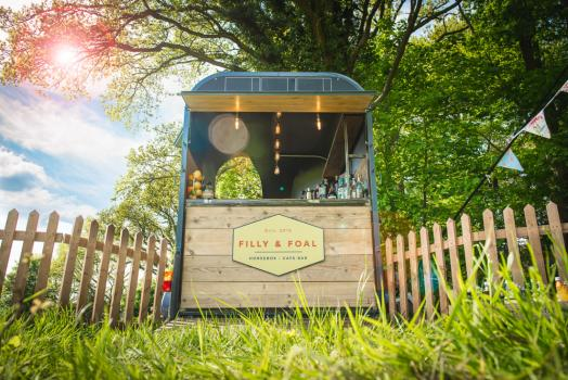 Mobile Bar Hire - Filly & Foal - Mobile Bar Hire