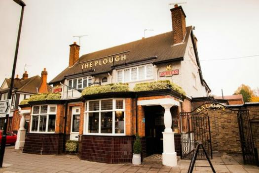 Urban Wedding Venues - The Plough Inn
