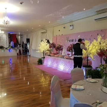 Urban Wedding Venues - Vuk Banqueting Suite