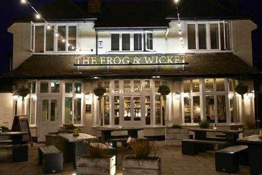 - The Frog & Wicket
