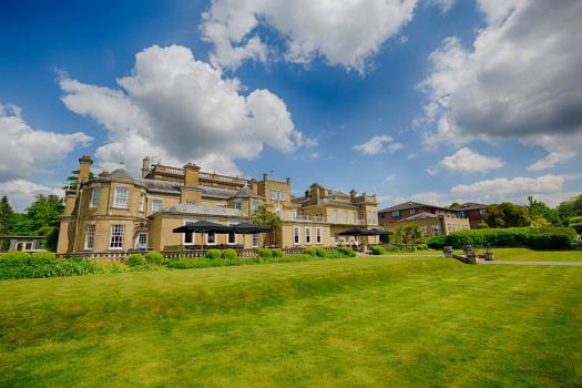 - Best Western Chilworth Manor Hotel