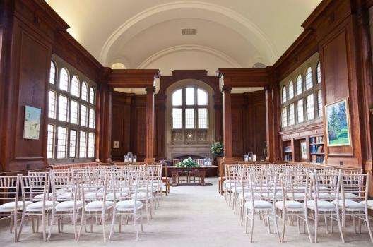 Civil Ceremony License Wedding Venues - Malvern College