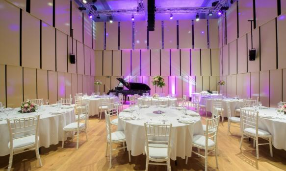 Urban Wedding Venues - Liverpool Philharmonic Hall