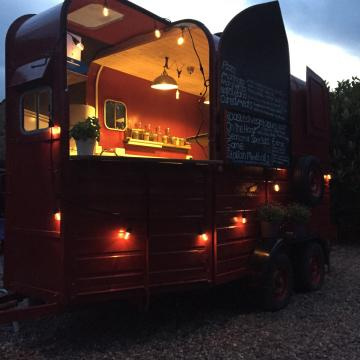 Wedding Catering  - The Horsebox Pizza Company