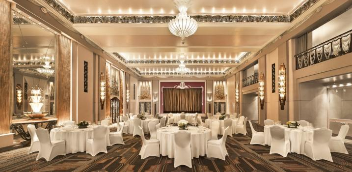 Urban Wedding Venues - Sheraton Grand London Park Lane