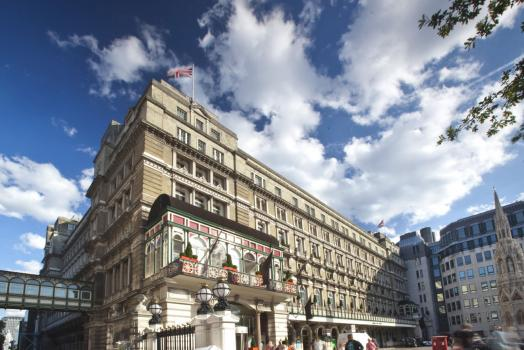 Urban Wedding Venues - Amba Hotel Charing Cross