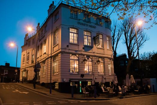 Urban Wedding Venues - The Duke's Head