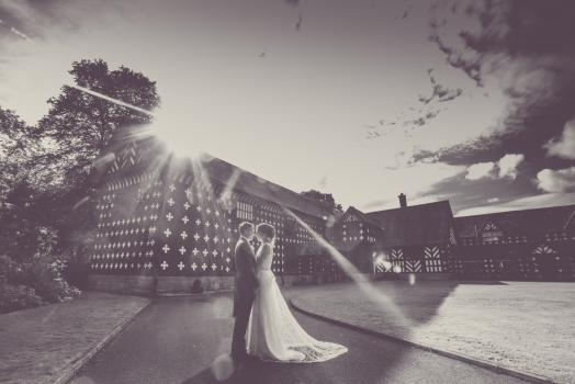Exclusive Hire Wedding Venues - Samlesbury Hall