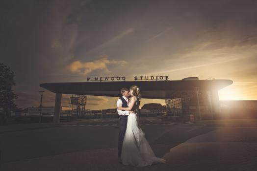 Exclusive Hire Wedding Venues - Heatherden Hall, Pinewood Studios