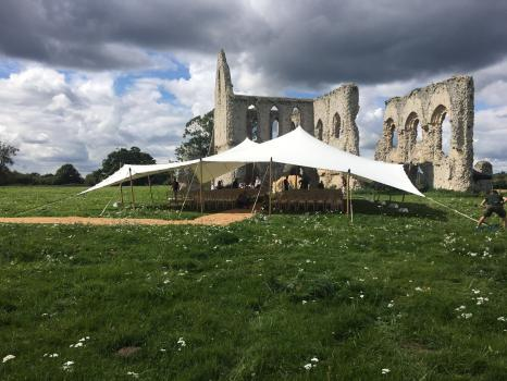 Marquee Hire - Stretch and Tents