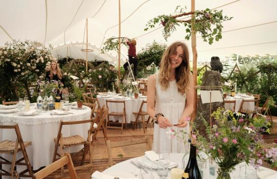 Wedding Decorations, Styling and Ideas - Stretch and Tents