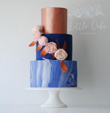 Wedding Cakes, Ideas, Inspiration and Makers - Little Cake Garden