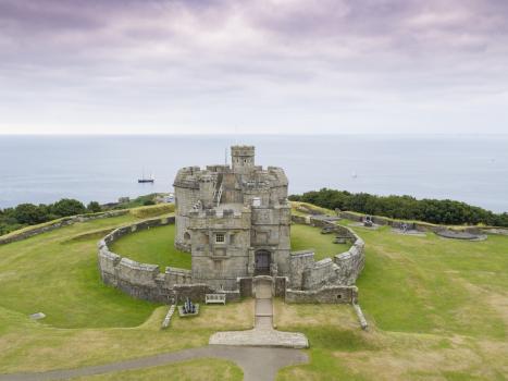 - Pendennis Castle