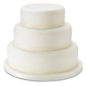 tesco plain white wedding cake easy diy wedding cakes with waitrose weddingplanner co uk 20799