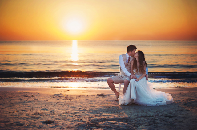 romania beach wedding