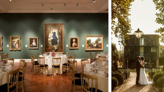 The Holburne Museum, wedding planner, West Country Venues, Wedding Venues