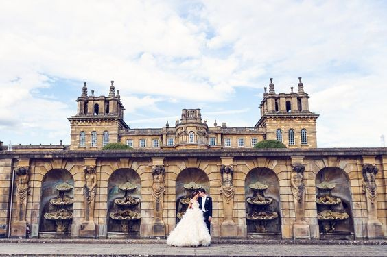 blenheim palace, asian wedding venue, large wedding venue