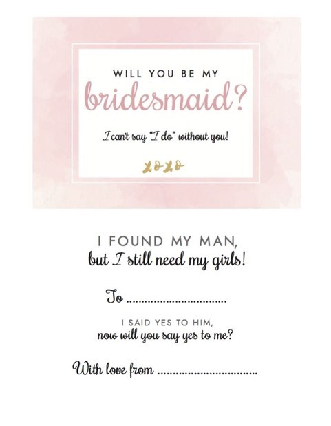 wedding planner, wedding bridesmaid cards, will you be my bridesmaid cards, bridesmaids