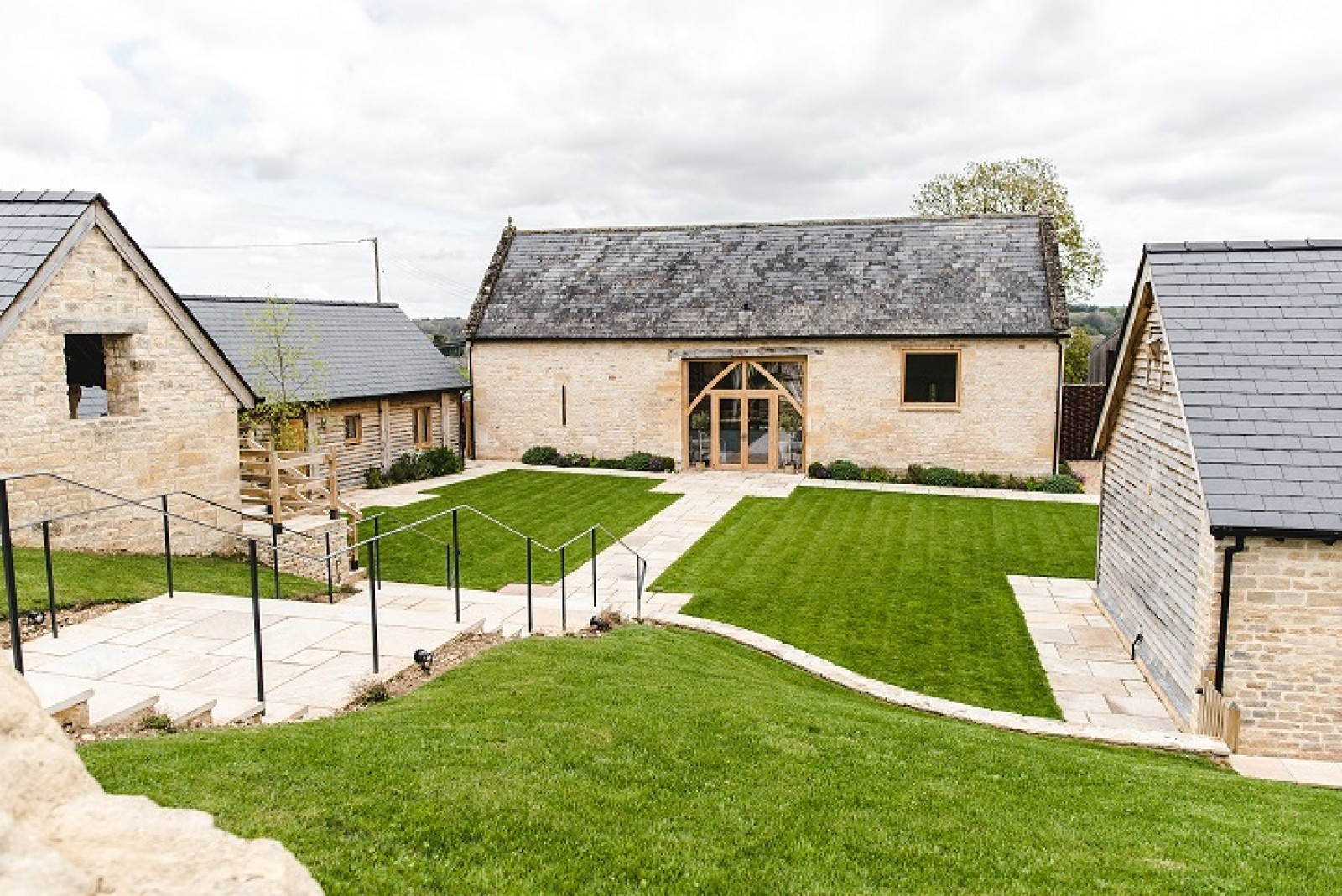 Barn at Upcote | Barn Wedding Venues | WeddingPlanner.co.uk