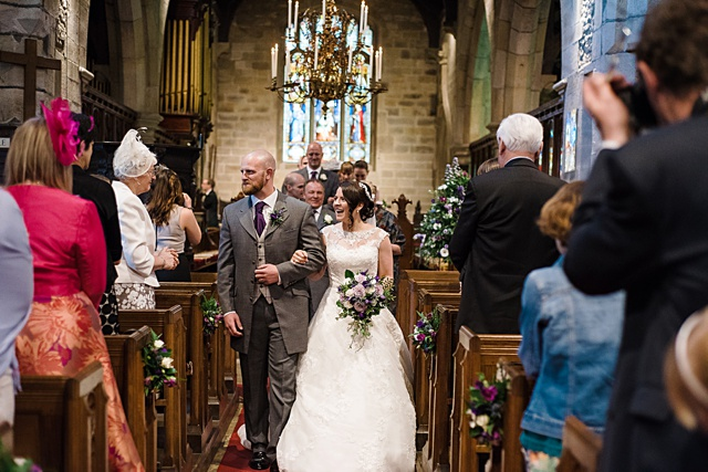 devonshire fell real wedding