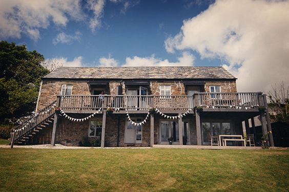 The Green, Cornwall, Wedding Venues, West Country Wedding Venues